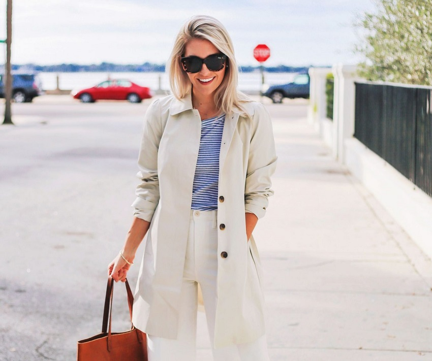 Trench Coat for woman over 40