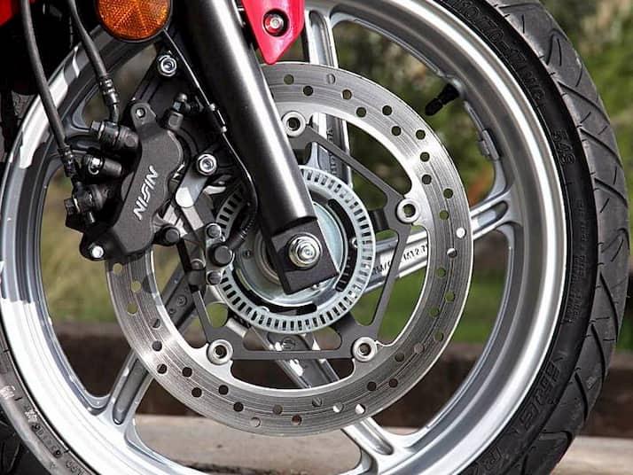 Brakes-motorcycle
