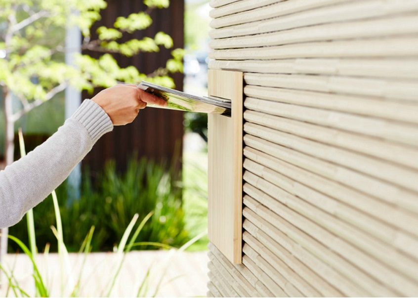 Fence Mounted Letterbox
