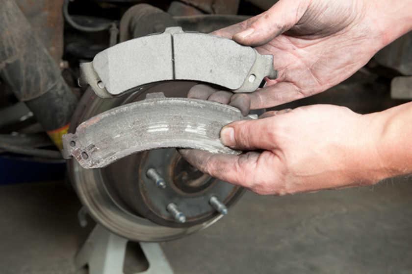 brake pads focus