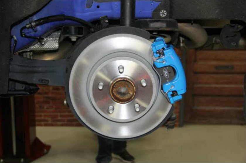 brake pads ford focus