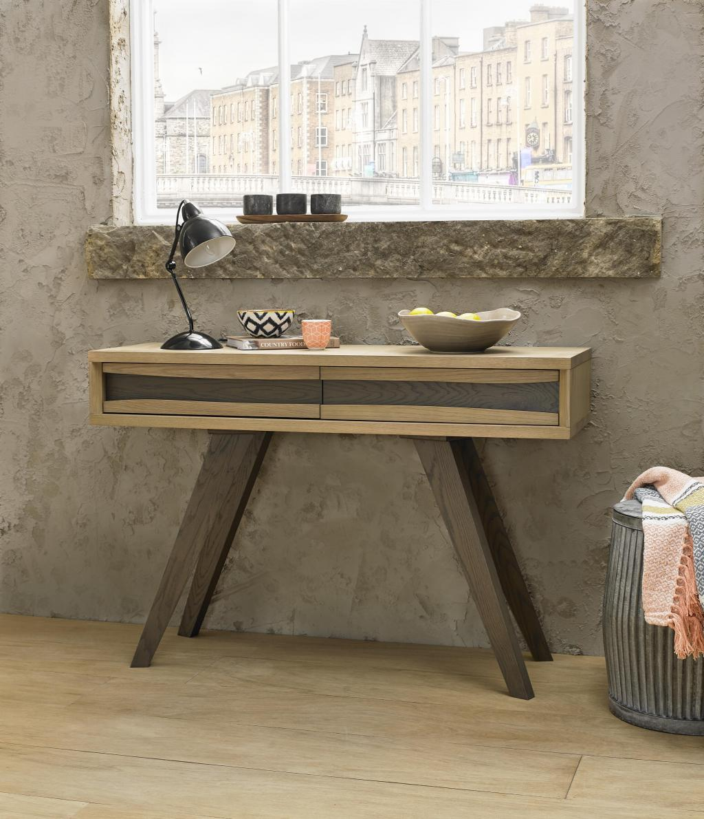 hallway table contemporary style