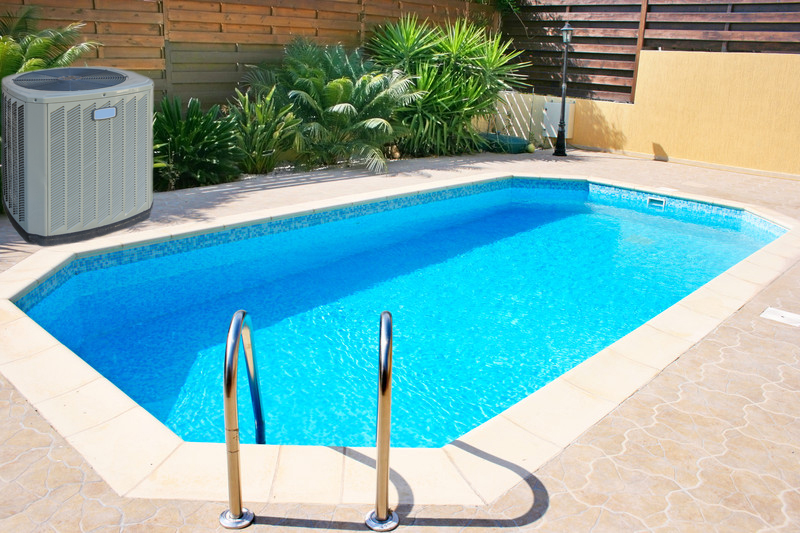 Heat Pump Pool