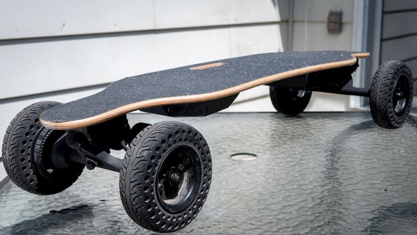 all-terrain akateboard
