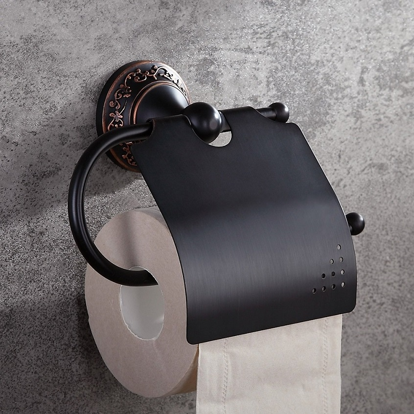 wall-mounted toilet holders