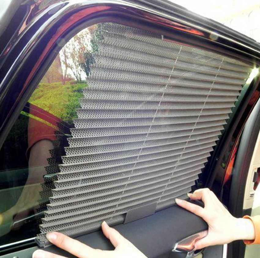 car window sun shade
