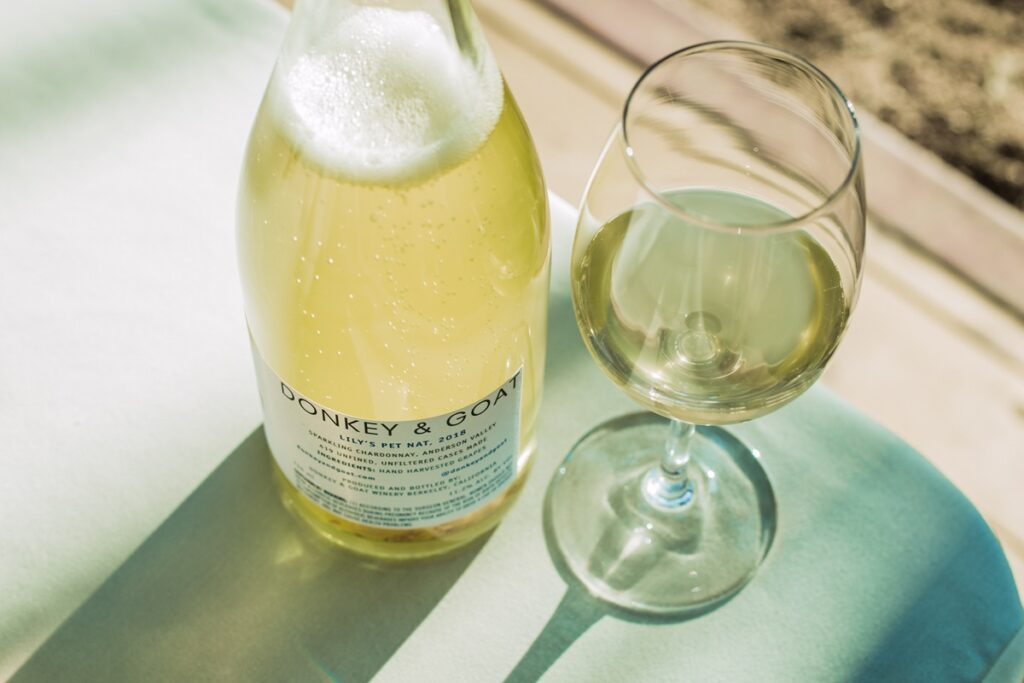 moscato muscat white wine