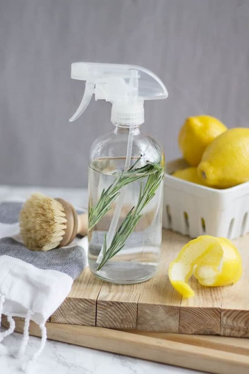 homemade diy cleaning product